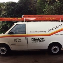 Muzicraft Sound Engineering | Service Van