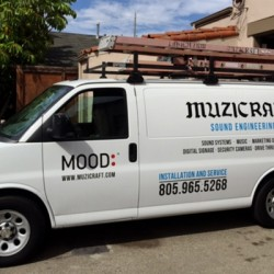 Muzicraft Sound Engineering | Service Van New