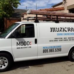 Muzicraft Sound Engineering | Service Van New