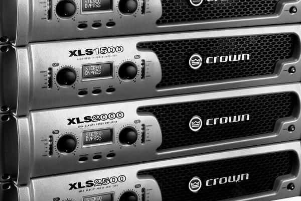Crown-Amplifiers