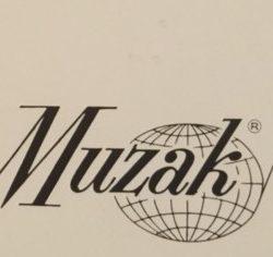 Muzicraft Sound Engineering | Muzak Logo Years Past