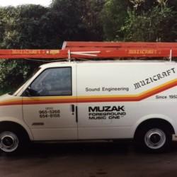 Muzicraft Sound Engineering | Service Van