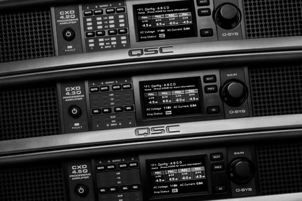 QSC-Amplifiers